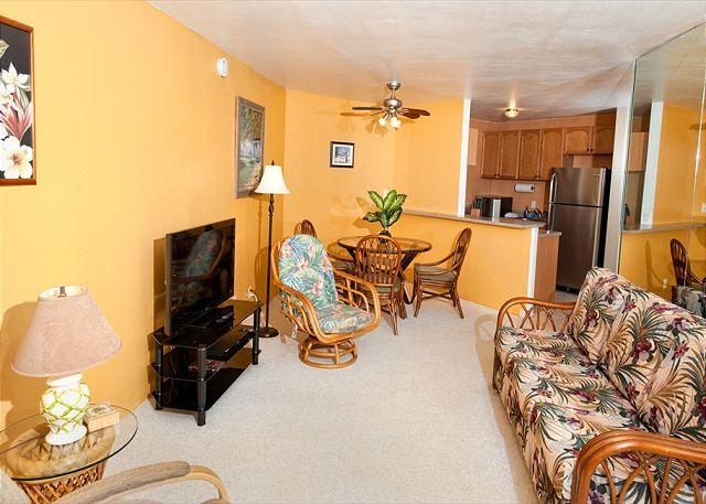 Ocean View Condo at a Stunning Ocean-Side Property - Image 1 - Kihei - rentals