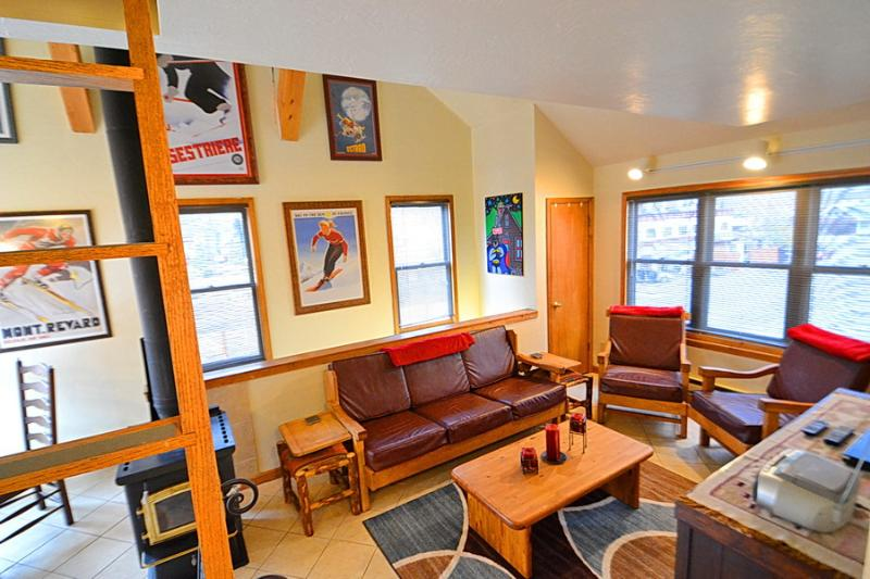 Downtown Cute Condo! Wifi! Pets! Slps 5! - Image 1 - Crested Butte - rentals