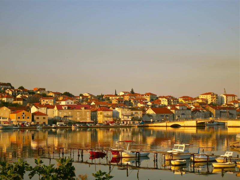 Location! Location! Location! Trogir, Croatia - Image 1 - Trogir - rentals