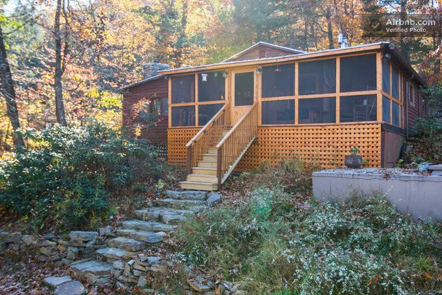 Dry River Cabin on Geo. Washington National Forest - Image 1 - Harrisonburg - rentals