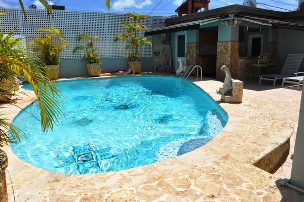 Luxury Villa with Private Pool in Isla Verde - Image 1 - Carolina - rentals