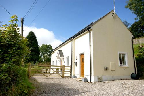 The Old Milking Parlour - Image 1 - Pembrokeshire - rentals