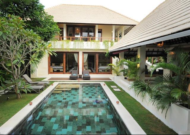 The Gorgeous 4 bedroom Lane Villa - The BEAUTIFUL LANE VILLA Central,Classy 3 or 4 Bdr - Seminyak - rentals