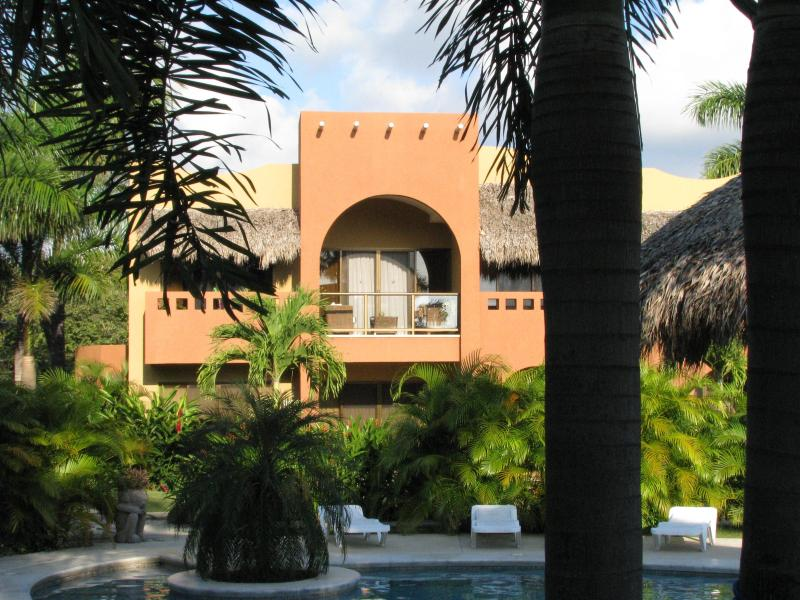 #12 from the pool - Villas Las Ventanas  Condo 12       Costa Rica - Playa Junquillal - rentals
