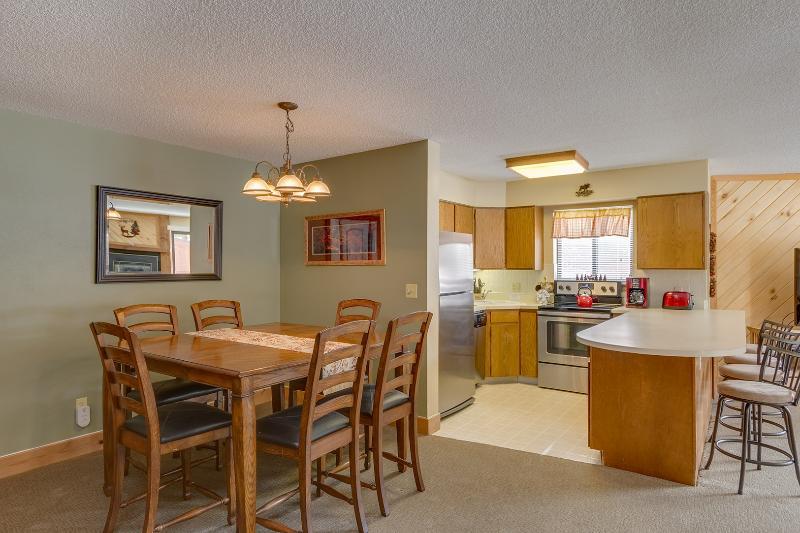 2 Bedroom, 2 Bathroom House in Breckenridge  (15B) - Image 1 - Breckenridge - rentals
