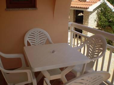 A1(4+2): terrace - 4163  A1(4+2) - Sukosan - Sukosan - rentals