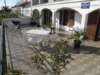 A1(5+2): terrace - 5108 A1(5+2) - Zadar - Zadar - rentals