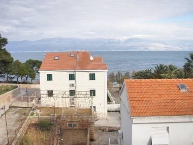 A1(3+1): terrace view - 5105 A1(3+1) - Sutivan - Sutivan - rentals