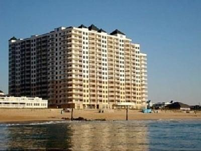 "Welcome to Paradise Beachfront at the Gateway Grand! - Luxurious ""Cottage by the Sea"" Oceanfront Condo - Ocean City - rentals"