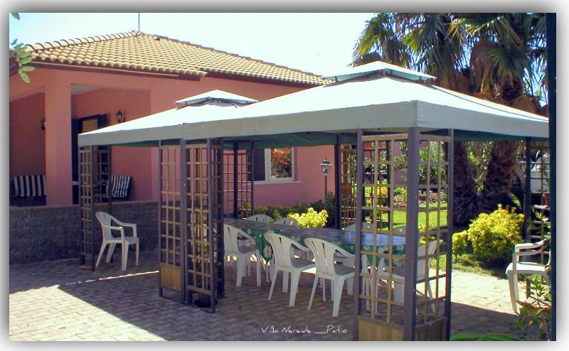 Villa Nereide - Syracuse beautiful quiet Villa 200m from the beach - Syracuse - rentals