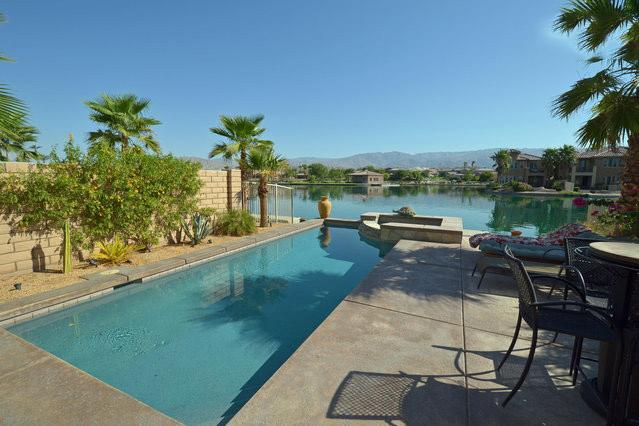 On the lake with Private Dock!! - Gem of Terra Lago on Lake w/ Private Dock Pool Spa - Indio - rentals