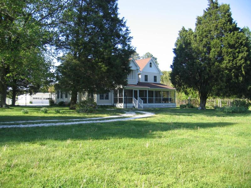 The Farm House in Dames Quarter, Maryland - Image 1 - Dames Quarter - rentals
