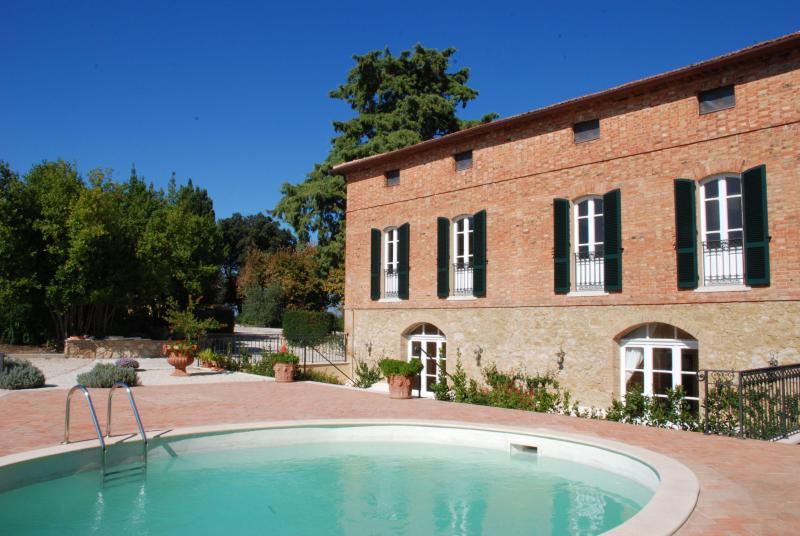 Villa Oliveto - Villa Oliveto - Castelmuzio - rentals