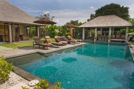Pool View - Villa Kula | 5* Bali Villa | Close to Seminyak - Seminyak - rentals
