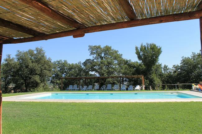 ROSA APARTMENT panoramic gazebo / garden / pool - Image 1 - Pergine Valdarno - rentals