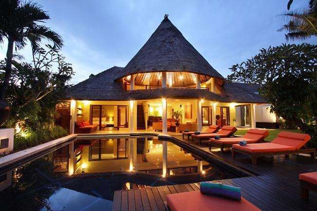 Abadi 1 Pool and Garden - Abadi Villas - 2/3 Bedroom with Private Pool - Seminyak - rentals