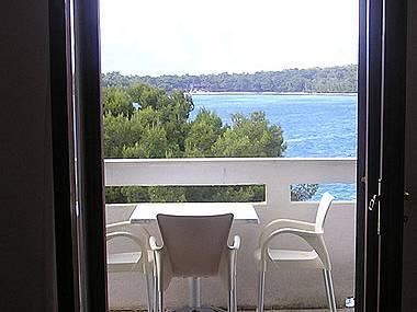 A9(2+2): terrace - 5059 A9(2+2) - Jelsa - Jelsa - rentals