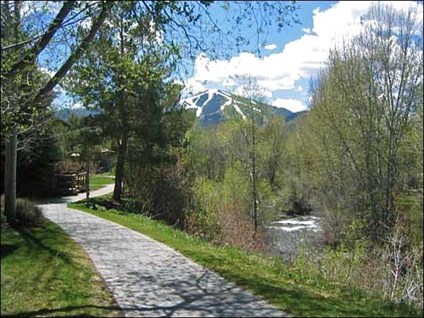 Picture Perfect Views from the Property - Very Close to Sun Valley Village and Creek - Distinctive Country Decor (1059) - Sun Valley - rentals