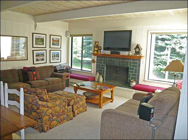 Delightful Living Room - Sensational Sun Valley Home - An Outstanding Mountain Retreat (1060) - Sun Valley - rentals