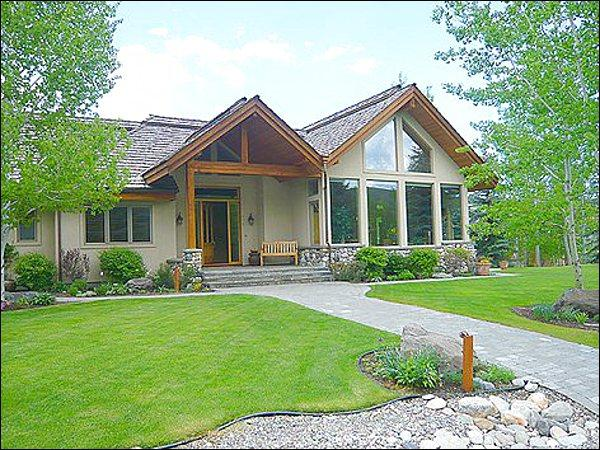 Incredible Mountain Location - New Luxury Home - Serene Mountain Views (1125) - Sun Valley - rentals