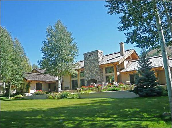 6,000-Square Foot Home - Top Quality Country Home Along Big Wood River - Perfect for a Group (1137) - Sun Valley - rentals