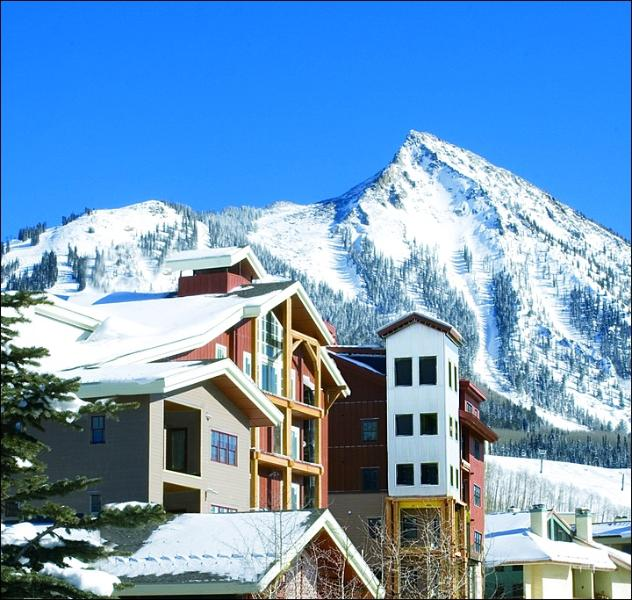Wonderful Location for Slope and Town Access - Affordable Luxury Accommodations - Great Choice for a Small Family or Group (1095) - Crested Butte - rentals