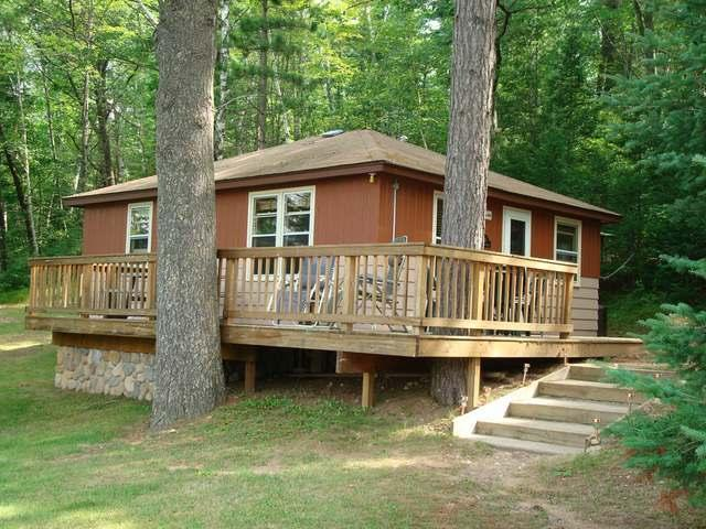 Cabin - Northern Wisconsin 2 Bedroom Cabin - Lac du Flambeau - rentals