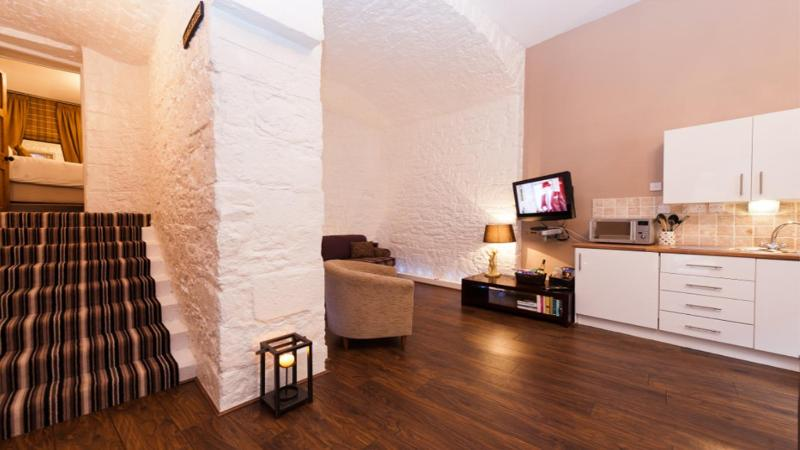 Quirky, Romantic, original - Victoria Terrace Apartment, Royal Mile - Edinburgh - rentals