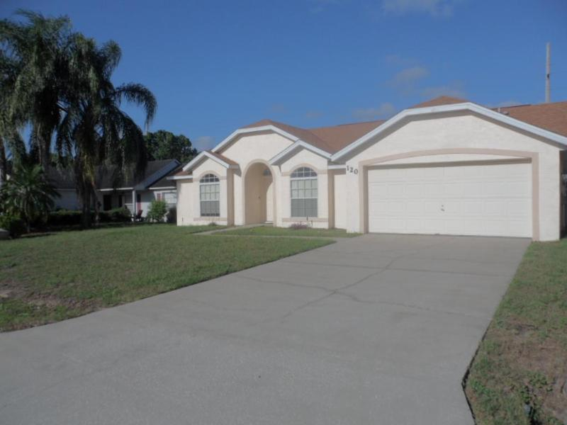 "House front view - ""Beautiful Disney Home"" - Davenport - rentals"