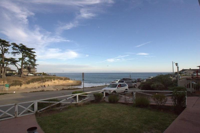 The view - Sunny Cove Retreat: 4BR on the Beach in Santa Cruz - Santa Cruz - rentals