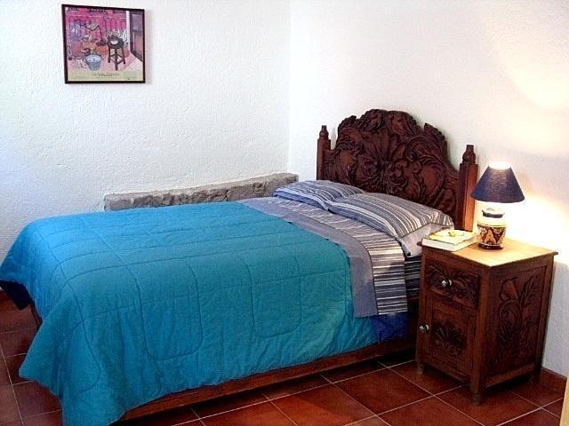 Quiet and comfy at La Casa Rosa in Guanajuato - Image 1 - Guanajuato - rentals