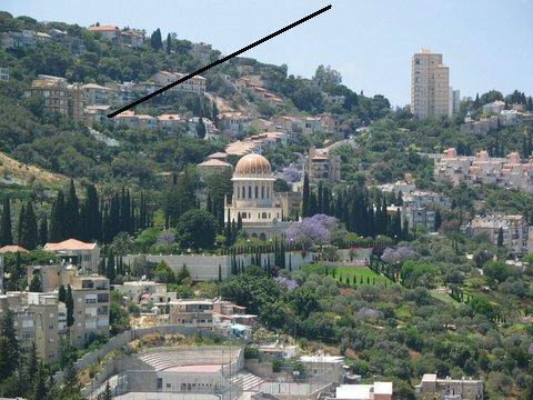 Location - B&B Israelbed.net. Near Bahai Garden.UPPER-room. - Haifa - rentals