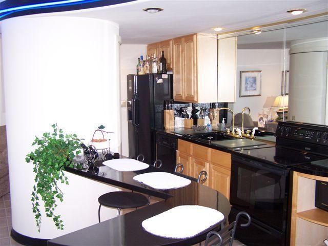 Kitchen - Luxury Beachfront Ocean City Condo - Ocean City - rentals