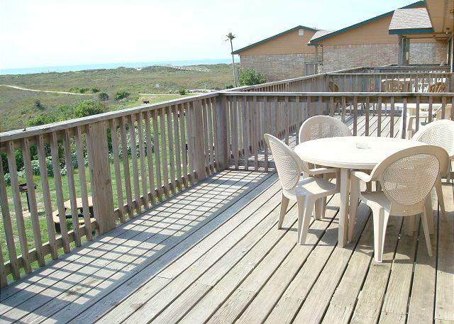 Ocean Views from the Deck! - Gulf Views from this Sea Isle Village condo! - Port Aransas - rentals