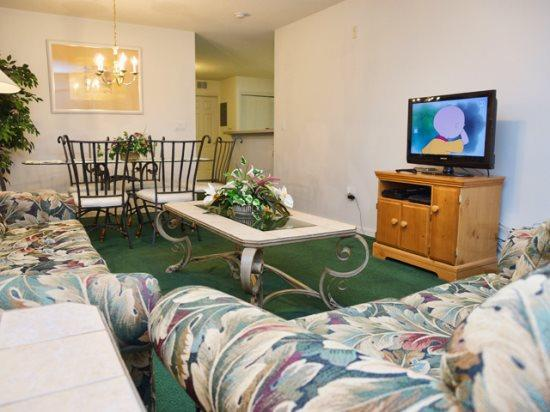 Amazing Rates for Charming 3 Bedroom Condo at Grand Palms, close to Disney - Image 1 - Kissimmee - rentals