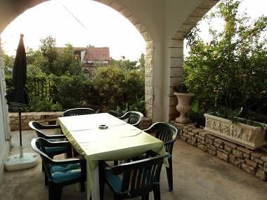 A2(4+2): common terrace - 5125 A2(4+2) - Sutivan - Sutivan - rentals