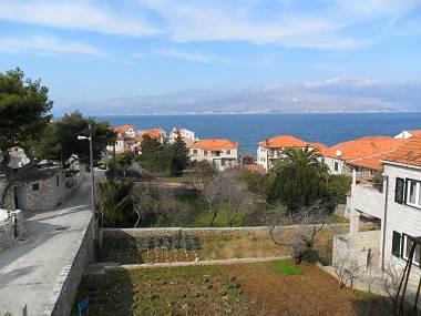 A1(4+2): balcony view - 5134  A1(4+2) - Postira - Postira - rentals