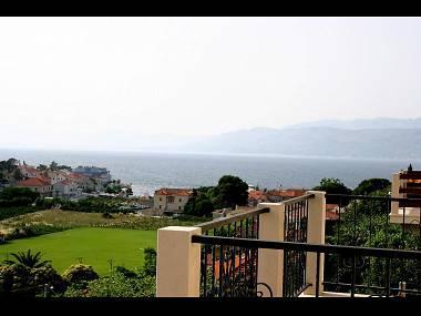 A1(6): terrace view - 5135  A1(6) - Postira - Postira - rentals