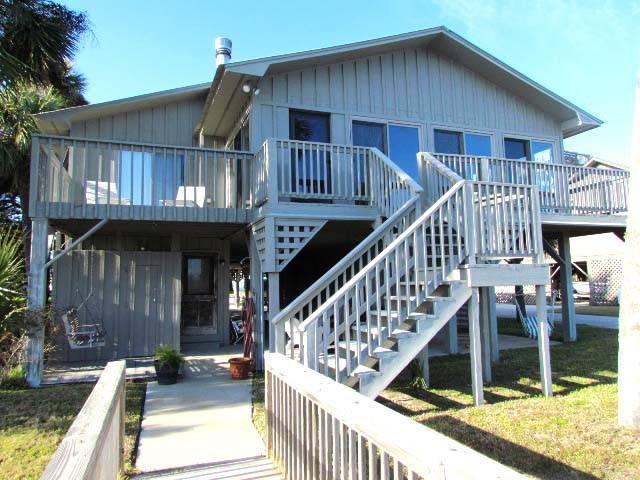 """3607 Bay Point Dr  - """"Rainsfords Cottage"""" - Image 1 - Edisto Beach - rentals"""