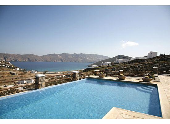 Pool View - ANASSA RESIDENCE & GUEST HOUSE (CAR INCLUDED) - Panormos - rentals