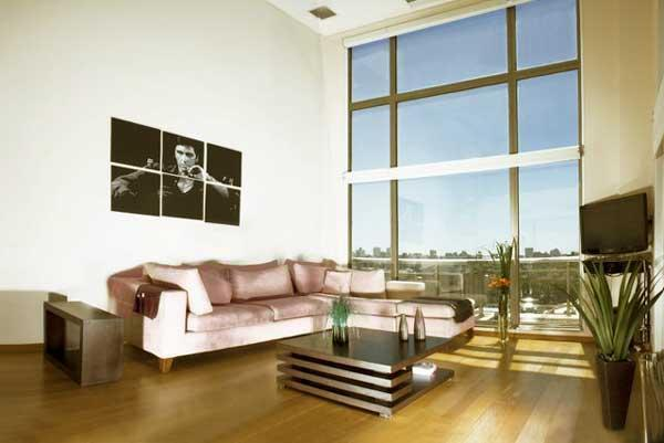 Luxury two-bedroom penthouse P.Hollywood-hum0 - Image 1 - Buenos Aires - rentals