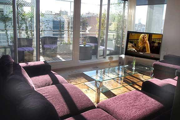 Luxury 4 Bedroom condo in Palermo Hollywood-dorr - Image 1 - Buenos Aires - rentals