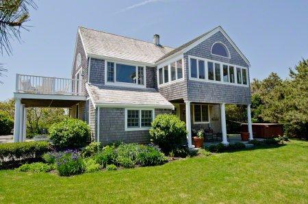 KATAMA BEACH HOUSE NEAR SOUTH BEACH - KAT BROC-415 - Image 1 - Edgartown - rentals