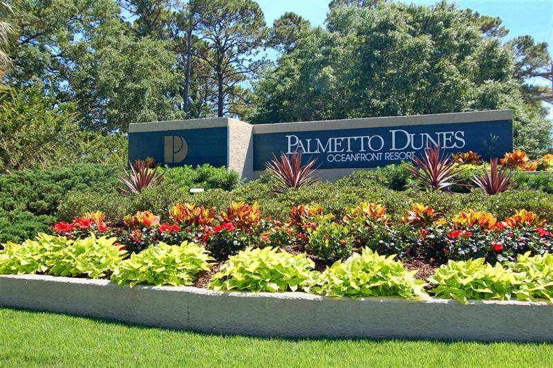 Palmetto Dunes Plantation Entrance - Ocean Cove at Palmetto Dunes - 2 Bedroom - Hilton Head - rentals