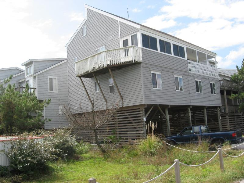 Oceanside Townhouse AL'MOST Heaven - Image 1 - Corolla - rentals