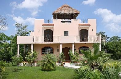 Cas Birdie - Paradise Found--Casa Birdie--Lush and Tropical - Cozumel - rentals