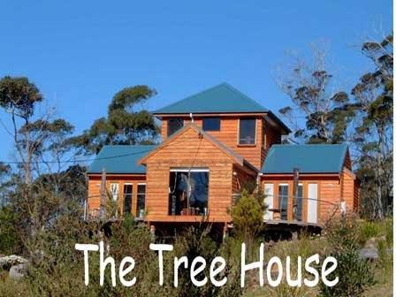The Tree House Bruny Island Tasmania - The Tree House - Bruny Island - rentals