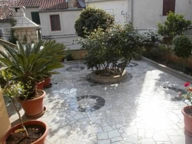 A BTV2(2+1): terrace - 5132 A BTV2(2+1) - Mali Losinj - Mali Losinj - rentals