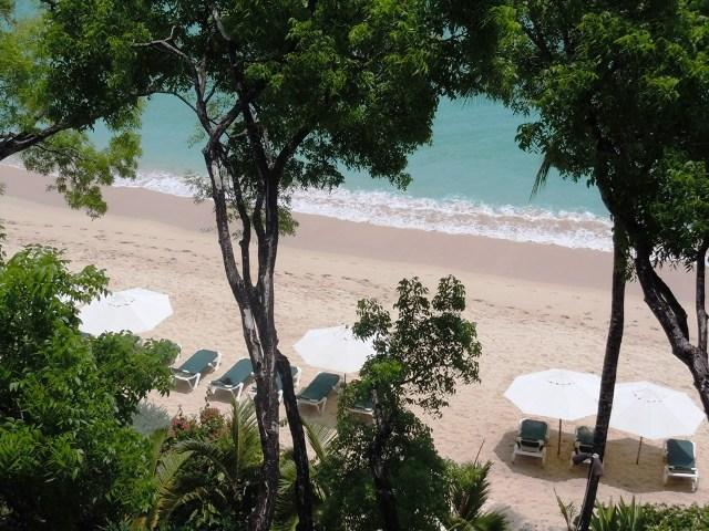 Coral Cove Penthouse 15 at St. James, Barbados - Beachfront, Landscaped - Image 1 - Saint James - rentals