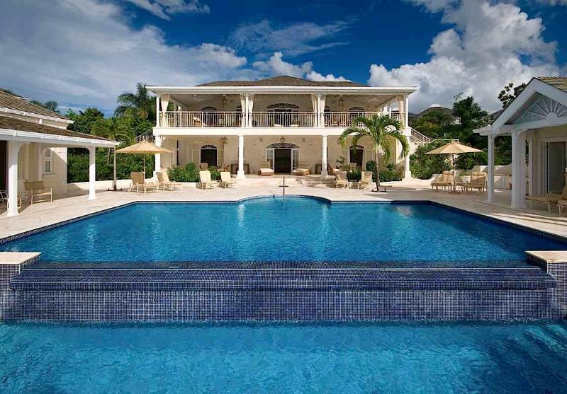 Monkey Business at Sugar Hill, Barbados - Ocean View, Pool, Gated Community - Image 1 - Sugar Hill - rentals